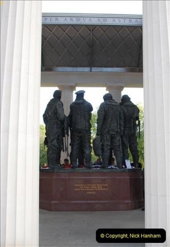 2012-10-06 The LONG OVERDUE Bomber Command Memorial @ Green Park, London (36)076