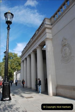 2012-10-06 The LONG OVERDUE Bomber Command Memorial @ Green Park, London (37)077