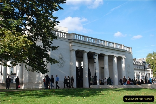2012-10-06 The LONG OVERDUE Bomber Command Memorial @ Green Park, London (38)078
