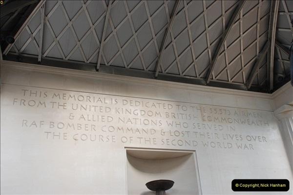 2012-10-06 The LONG OVERDUE Bomber Command Memorial @ Green Park, London (5)045
