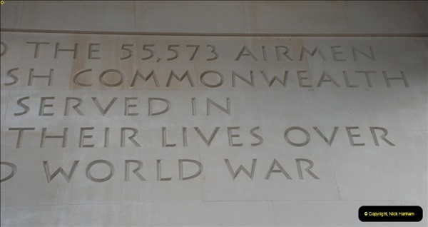 2012-10-06 The LONG OVERDUE Bomber Command Memorial @ Green Park, London (7)047