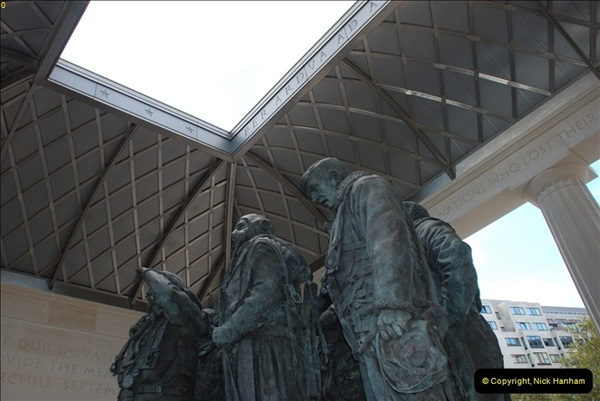 2012-10-06 The LONG OVERDUE Bomber Command Memorial @ Green Park, London (8)048