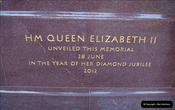 2012-10-06 The LONG OVERDUE Bomber Command Memorial @ Green Park, London (9)049