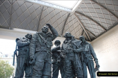 2012-10-06 The LONG OVERDUE Bomber Command Memorial @ Green Park, London (3)043