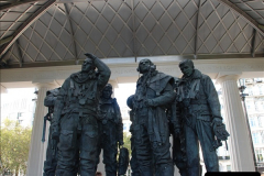 2012-10-06 The LONG OVERDUE Bomber Command Memorial @ Green Park, London (31)071