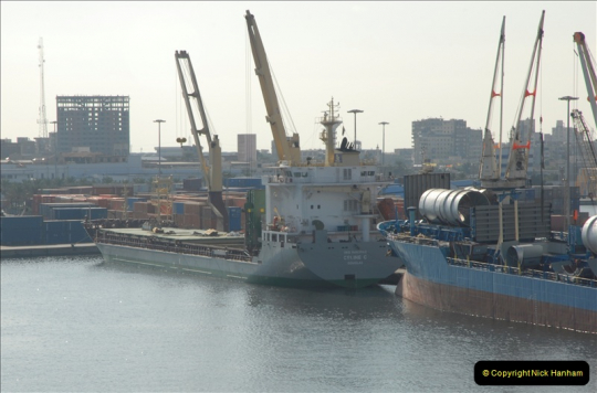 MV Discovery Eastern Med. Cruise Alexandria 07 November 2011