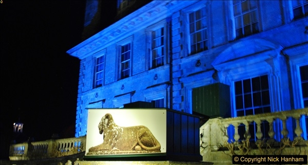 2017-12-15 Kingston Lacy by Night. (30)030