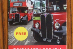 Alton Bus Rally 21 July 2014