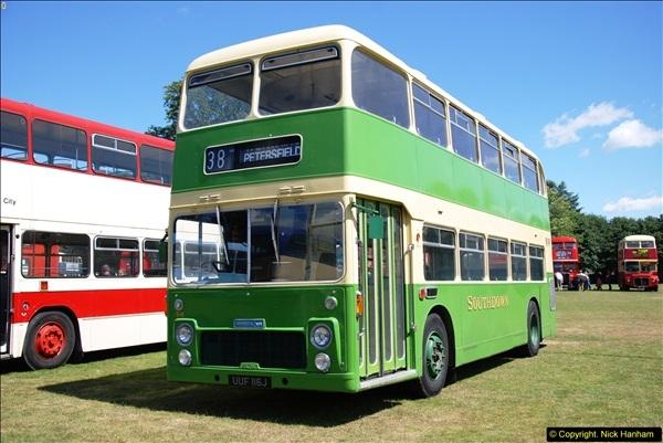 2015-07-19 The Alton Bus Rally 2015, Alton, Hampshire.  (101)101