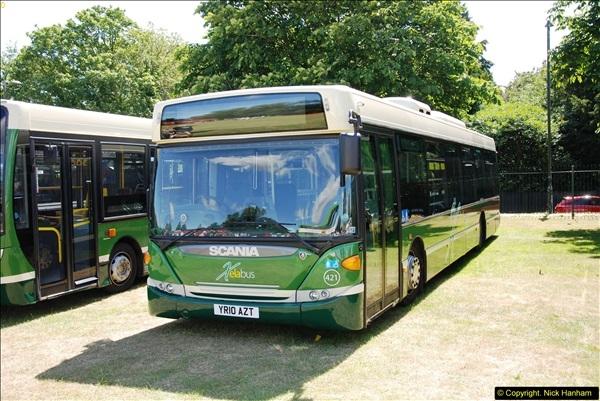 2015-07-19 The Alton Bus Rally 2015, Alton, Hampshire.  (109)109