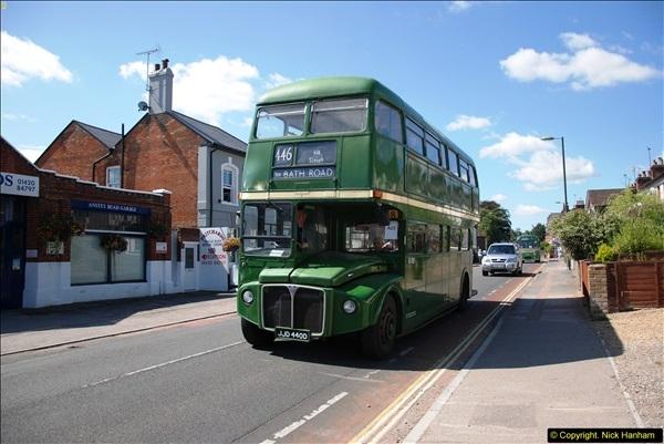 2015-07-19 The Alton Bus Rally 2015, Alton, Hampshire.  (12)012