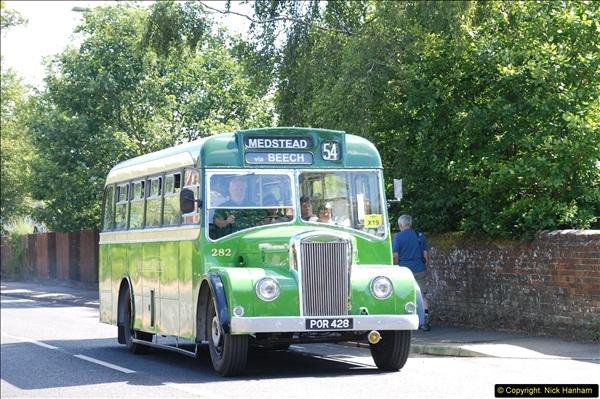 2015-07-19 The Alton Bus Rally 2015, Alton, Hampshire.  (15)015