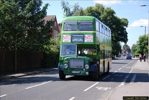 2015-07-19 The Alton Bus Rally 2015, Alton, Hampshire.  (17)017