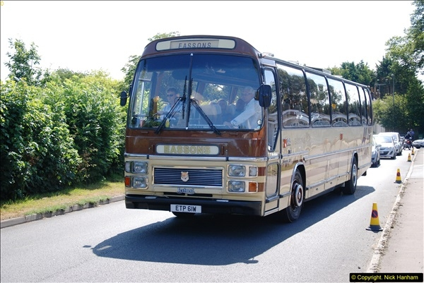 2015-07-19 The Alton Bus Rally 2015, Alton, Hampshire.  (20)020