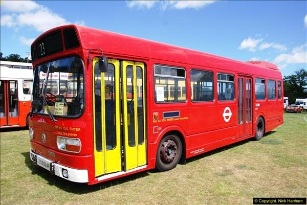 2015-07-19 The Alton Bus Rally 2015, Alton, Hampshire.  (203)203