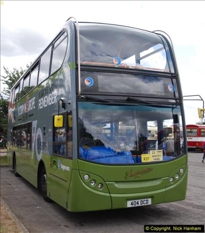 2015-07-19 The Alton Bus Rally 2015, Alton, Hampshire.  (430)430