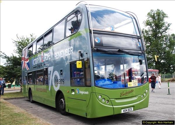 2015-07-19 The Alton Bus Rally 2015, Alton, Hampshire.  (431)431