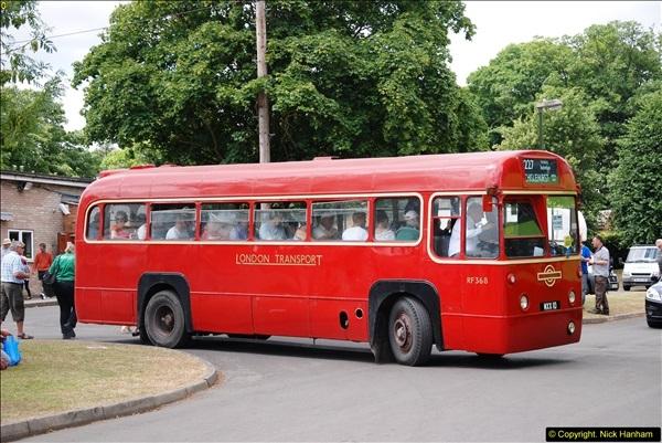 2015-07-19 The Alton Bus Rally 2015, Alton, Hampshire.  (435)435
