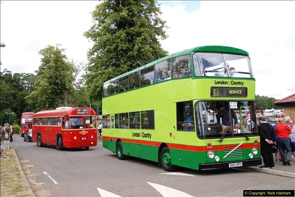 2015-07-19 The Alton Bus Rally 2015, Alton, Hampshire.  (438)438