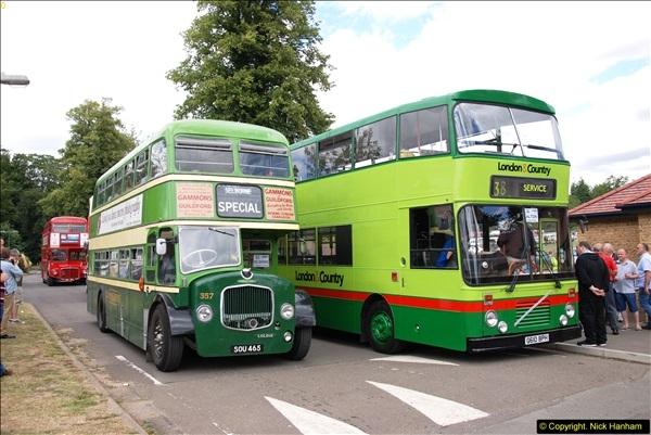2015-07-19 The Alton Bus Rally 2015, Alton, Hampshire.  (439)439