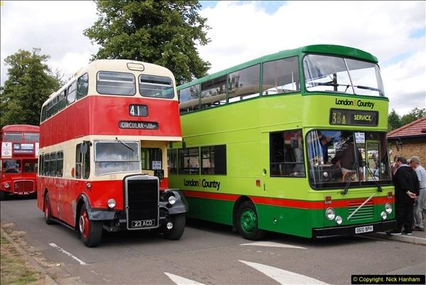 2015-07-19 The Alton Bus Rally 2015, Alton, Hampshire.  (440)440
