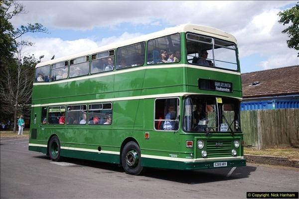 2015-07-19 The Alton Bus Rally 2015, Alton, Hampshire.  (451)451