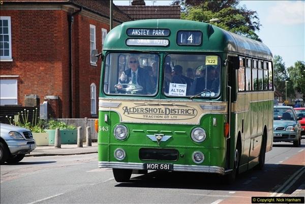 2015-07-19 The Alton Bus Rally 2015, Alton, Hampshire.  (6)006