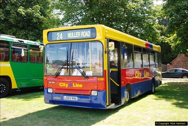 2015-07-19 The Alton Bus Rally 2015, Alton, Hampshire.  (65)065