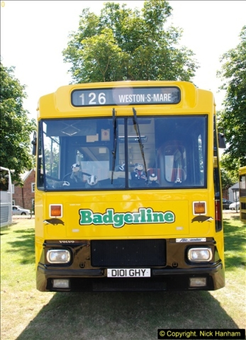 2015-07-19 The Alton Bus Rally 2015, Alton, Hampshire.  (67)067