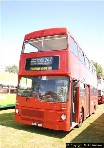 2015-07-19 The Alton Bus Rally 2015, Alton, Hampshire.  (75)075