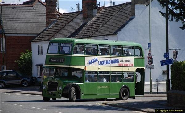 2015-07-19 The Alton Bus Rally 2015, Alton, Hampshire.  (8)008