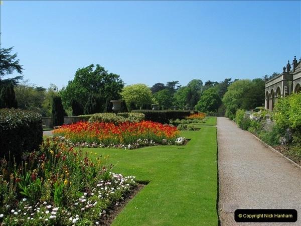 2004 May. Tyntesfield, Somerset.  (10)010