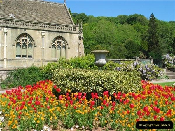 2004 May. Tyntesfield, Somerset.  (13)013