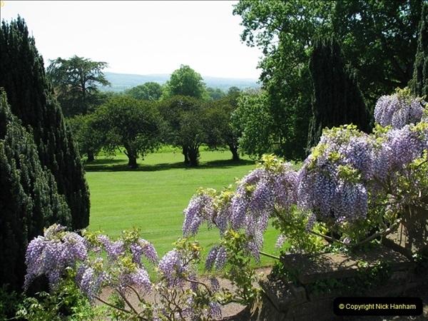 2004 May. Tyntesfield, Somerset.  (16)016