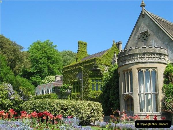 2004 May. Tyntesfield, Somerset.  (18)018