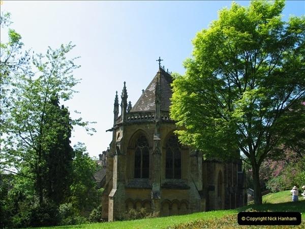 2004 May. Tyntesfield, Somerset.  (5)005