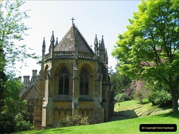 2004 May. Tyntesfield, Somerset.  (6)006