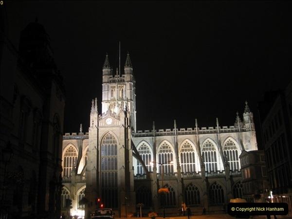 2004 September. Bath, Somerset. (9)034