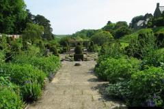 2005 June. Mapperton, Dorset. (20)120