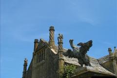 2005 June. Mapperton, Dorset. (3)103