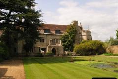 2005 May. Athelhampton House, Dorset. (2)127