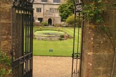 2005 May. Athelhampton House, Dorset. (3)128