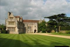 2005 May. Athelhampton House, Dorset. (5)130