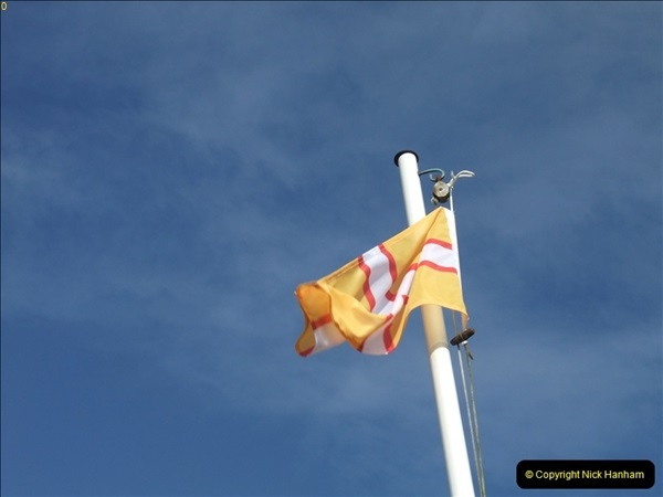 2009-10-14 The New Dorset County Flag.  (1)131