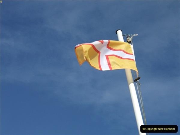2009-10-14 The New Dorset County Flag.  (2)132