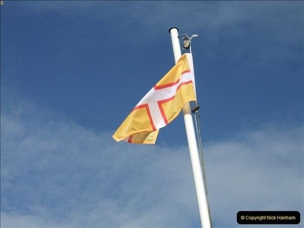 2009-10-14 The New Dorset County Flag.  (3)133