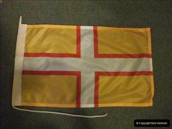 2009-10-14 The New Dorset County Flag.  (4)134