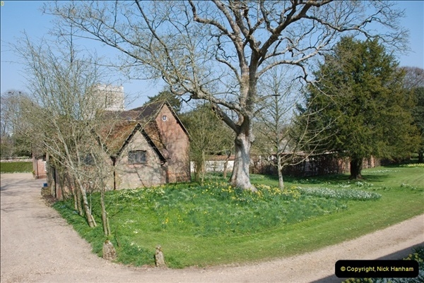 2009-04-02 Cranbourne, Dorset.  (21)021