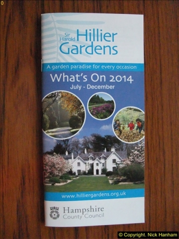 2014-08-19 Hillier Gardens, Romsey, Hampshire.  (3)