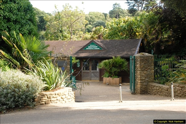 2014-08-22 Abbotsbury Tropical Gardens, Abbotsbury, Dorset.  (1)